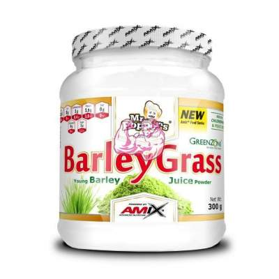 YOUNG BARLEY GRASS