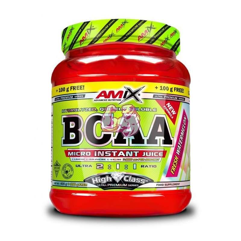 BCAA Micro Instant Juice 400 gr + 100 gr