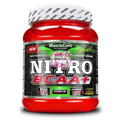 Nitro BCAA+ 500 gr