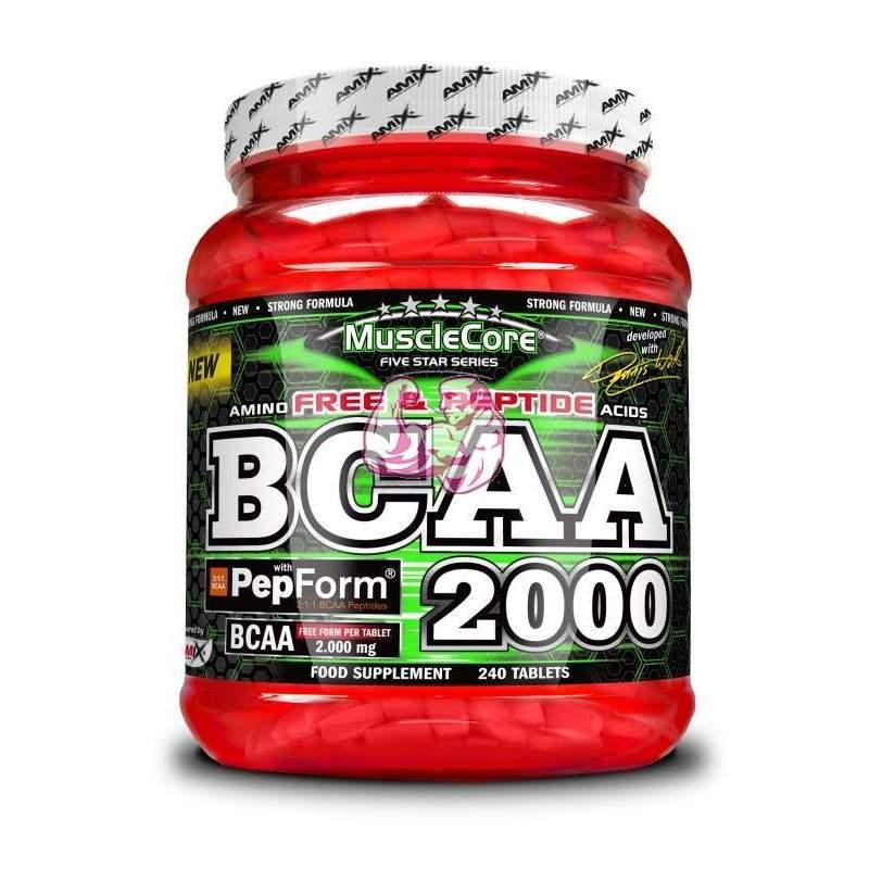 BCAA 2000 240 tabls.