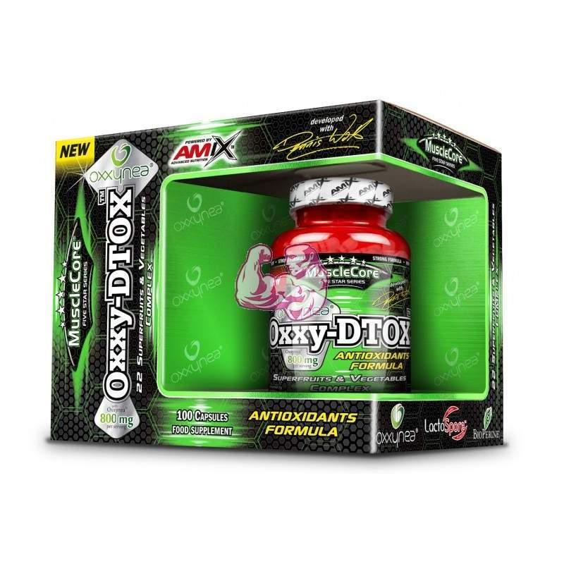Oxxy-DTOX 100 caps.