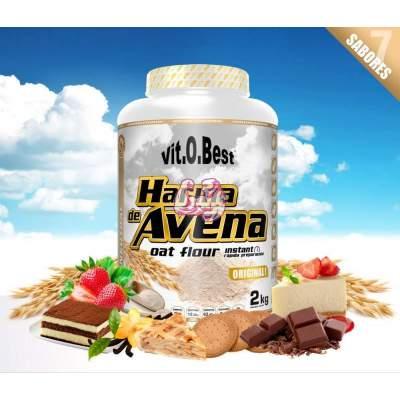 Harina de Avena ( Sabores ) 2Kg