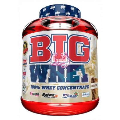 BIG WHEY VAINILA CREAM 2KG