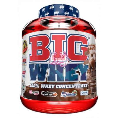 BIG WHEY CHOCOLATE FUDGE 2KG