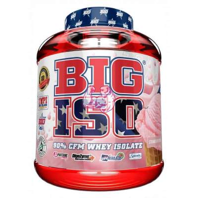 BIG ISO STRAWBERRY CREAM 2KG