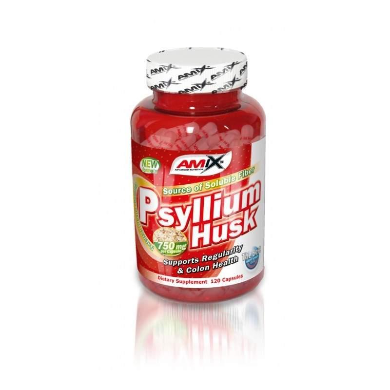 Psyllium Husk cps.