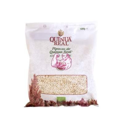 "Quinoa real hinchada "" pipocas """